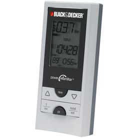 BLACK & DECKER Energy Saver Power Monitor