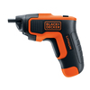 "BLACK & DECKER 2 Batteries Included 3.6-Volt 3/8"" Cordless Lithium Screwdriver"