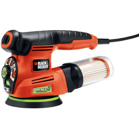 BLACK &amp; DECKER 2-Amp Detail Power Sander
