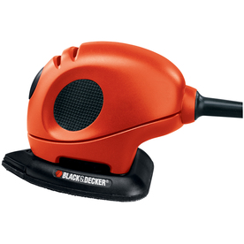 BLACK &amp; DECKER 0.5-Amp Detail Power Sander
