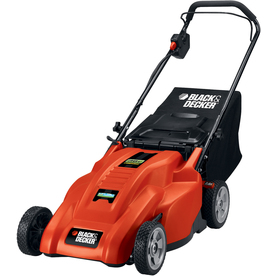 BLACK &amp; DECKER 36-Volt 18-in Cordless Electric Push Lawn Mower