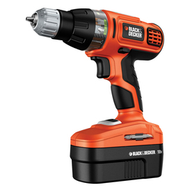 BLACK & DECKER 18-Volt 3/8-in Cordless Nickel Cadmium Next Generation Smart Select Drill
