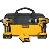 DEWALT 2-Tool 18-Volt Lithium-Ion Cordless Combo Kit