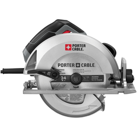 PORTER-CABLE 55-Degree 7-in Corded Circular Saw