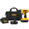 DEWALT 18-Volt Nickel Cadmium (NiCd) 1/2-in Cordless Drill with Battery and Soft Case