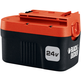 BLACK & DECKER 24-Volt 1.7-Amp Hours Power Tool Battery