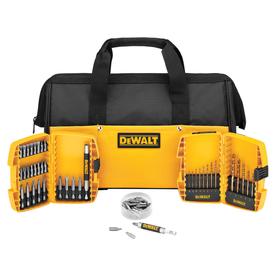 DEWALT 80-Pack Black Oxide Twist Drill Bit Set