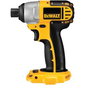 DEWALT 18-Volt Nickel Cadmium (NiCd) 1/4-in Cordless Variable Speed Impact Driver
