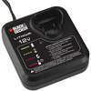 BLACK & DECKER 12-Volt Power Tool Battery Charger