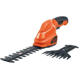 BLACK & DECKER 3.6-Volt 6-in Single Cordless Hedge Trimmer