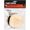 BLACK & DECKER 5-in Sanding and Polishing Kit