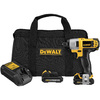 DEWALT 12-Volt 1/4-in Cordless Variable Speed Impact Driver with Soft Case