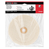 PORTER-CABLE 6-in White Polishing Wheel