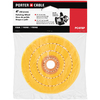 PORTER-CABLE 4-in Orange Firm Buffing Pad