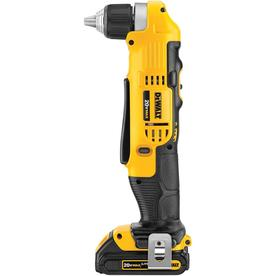 DEWALT 20-Volt Lithium Ion 3/8-in Cordless Drill with Battery and Hard Case