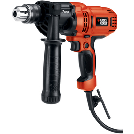 BLACK & DECKER 7-Amp 1/2-in Keyed Corded Drill