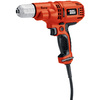 BLACK & DECKER 6-Amp 3/8-in Drill