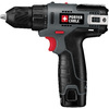 PORTER-CABLE 12-Volt Max 3/8-in Cordless Drill with Battery and Soft Case