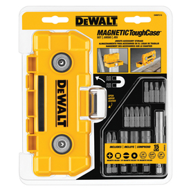 DEWALT 15-Pack Magnetic Tough Cases