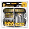 DEWALT 35-Piece Black Oxide Metal Twist Drill Bit Set