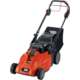 BLACK & DECKER 36-Volt 19-in Deck Width Cordless Electric Self-Propelled Push Lawn Mower with Mulching Capability