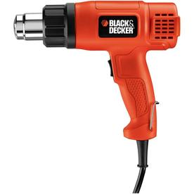 BLACK & DECKER Dual Temperature Heat Gun