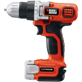 BLACK &amp; DECKER 12-Volt Max 3/8-in Cordless Lithium Ion Drill/Driver