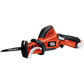 BLACK &amp; DECKER 12-Volt 6-in Cordless Electric Chain Saw