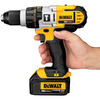 DEWALT 2-Tool 20-Volt Lithium Ion (Li-ion) Brushed Motor Cordless Combo Kit with Soft Case
