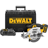 DEWALT 50-Degree 6-1/2-in Cordless Circular Saw