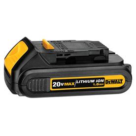 DEWALT 20-Volt Max 1.5-Amp Hours Power Tool Battery