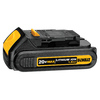 DEWALT 20-Volt Max 1.5-Amp Hours Power Tool Battery