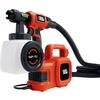 BLACK & DECKER Cup Fed Handheld High-Volume Low-Pressure Paint Sprayer