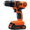 BLACK & DECKER 20-Volt Max Lithium Ion (Li-ion) 3/8-in Cordless Drill with Battery