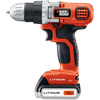 BLACK & DECKER 16-Volt Lithium Ion 3/8-in Cordless Drill with Battery