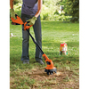 BLACK & DECKER 20-Volt Lithium Ion (Li-ion) 7-in Cordless Electric Cultivator