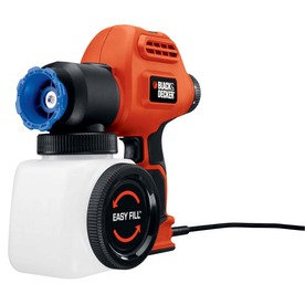 BLACK & DECKER Cup Fed Electric Handheld Airless Paint Sprayer