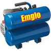 Emglo 1.1-HP 4-Gallon 125-PSI 120-Volt Twin Stack Portable Electric Air Compressor