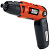 BLACK & DECKER 3.6-Volt Lithium Ion 1/4-in Cordless Drill with Battery