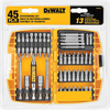 DEWALT 45-Piece Screwdriver Bit Set
