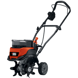 BLACK &amp; DECKER 36-Volt 10-in Cordless Electric Cultivator
