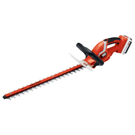 BLACK &amp; DECKER 36-Volt 24-in Dual Cordless Hedge Trimmer