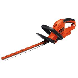 BLACK &amp; DECKER 3.8-Amp 20-in Corded Electric Hedge Trimmer