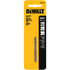 DEWALT 2-Piece 5/64-in Black Oxide Metal Twist Drill Bit