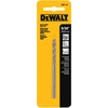 DEWALT 5/32-in Black Oxide Metal Twist Drill Bit