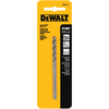 DEWALT 11/64-in Black Oxide Metal Twist Drill Bit