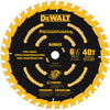 DEWALT Precision Trim 6-1/2-in 40-Tooth Standard Carbide Circular Saw Blade