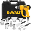 DEWALT Heat Gun Kit with LCD Display