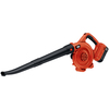 BLACK & DECKER 18-Volt Cordless Electric Blower