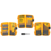 DEWALT 59-Piece Black Oxide Metal Twist Drill Bit Set